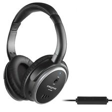 Creative HN-900 Noise Cancelling Headphones w/ Inline Microphone Over-Ear HN900