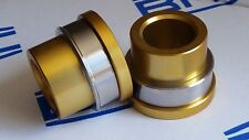 KTM & HUSABERG Conversion Spacers. Allows fitting 26mm Wheel to 20mm Axle.