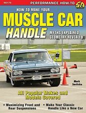 How to Make Your Muscle Car Handle (Performance How to)-ExLibrary