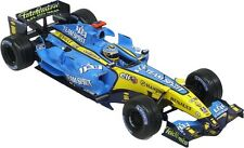 Fernando Alonso 2005 World Champion Renault F1 Diecast Model G9750