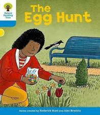 Oxford Reading Tree: Level 3: Stories: the Egg Hunt by Roderick Hunt, Gill Howe…