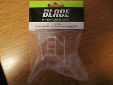BLADE GLOW IN THE DARK LANDING SKID AND BATTERY MOUNT: BMSR EFLH3004GL