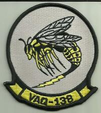 VAQ-138 U.S.NAVY PATCH YELLOW JACKETS ELECTRONIC ATTACK AIRCRAFT PILOT SOLDIER