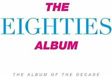 The Eighties Album (NEW & SEALED 3xCD 2016) Queen Bowie A-ha Rick Astley Abba