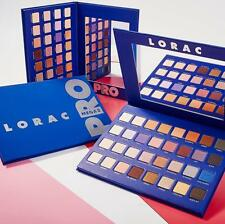 32 Colors Lorac Mega Pro 2 Palette Los Angeles Pearl Matte Eyeshadow In Blue Box