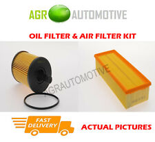 DIESEL SERVICE KIT OIL AIR FILTER FOR VOLKSWAGEN PASSAT CC 2.0 143 BHP 2009-10