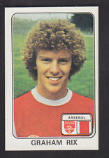 Panini - Football 79 - # 19 Graham Rix - Arsenal