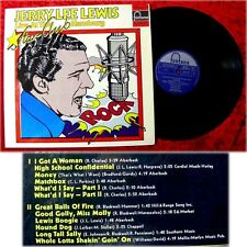 LP Jerry Lee Lewis and Nashville Teens at Star Club Ham