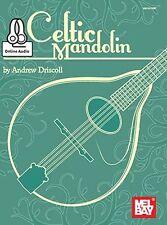 Andrew Driscoll CELTIC Songs Irish Scottish Tunes Jigs Play MANDOLIN Music Book