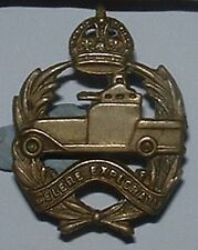 Australian 1st Armoured Car Regiment from 1930-42 collar badge