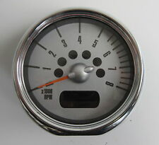 Genuine Used MINI Chrome Rev Revolution Counter for R50 R52 R53 - 6936312