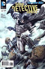 DETECTIVE COMICS ISSUE 8 - FIRST 1st PRINT DC COMICS NEW 52 - BATMAN