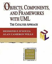 Objects, Components, and Frameworks with UML: The Catalysis(SM) Approach D'Souz