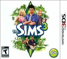 Nintendo 3DS The Sims 3 VideoGames