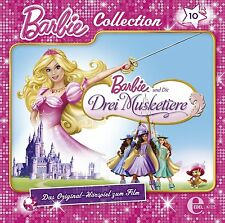 CD * BARBIE COLLECTION - CD 10 - MUSKETIERE # NEU OVP &