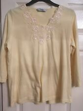 Ladies Changes By Together Top/shirt/blouse - Size 18