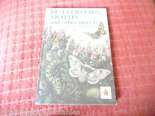 1965 Lady Bird Book About Moths Butterflies And Other Insects Series 536