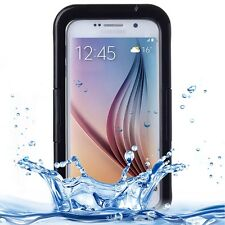 Samsung Galaxy S6 Edge Case Wasserdicht Outdoor Schutz Staub Cover Bumper Hülle