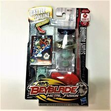 Hasbro Beyblade METAL FUSION Storm Aquario 100HF/S BB37 Movies Figure Boy Toy