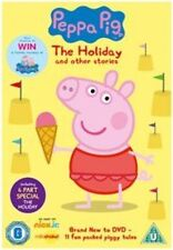 Peppa Pig: The Holiday and Other Stories - DVD Region 2