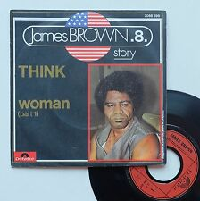 "Vinyle 45T James Brown  ""Think"""