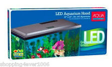 Aqua Culture LED Hood ONLY for 10 Gallon Aquariums