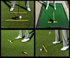 Aim Mate Golf Practice / Training Aid - Tee to Green - Coaches and Players