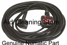 Genuine Numatic PSP180 Hoover Cable Power Plug Lead Flex Assembly Part No 236009