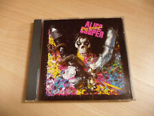CD Alice Cooper-Hey stoopid - 1991 - 12 chansons