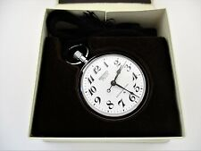 Vintage Seiko Pocket Watch Precision 21 jewels 6110-0010 Boxed
