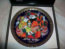 Rosenthal Studio Linie Aladin Trifft den Zauberer Sammel Teller Plate Motiv #3