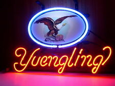 "New Yuengling Eagle Beer Lager Bar Man Cave Neon Sign 17""x14"""