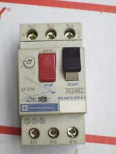 TELEMECANIQUE GV2-M21 GV2M21 MOTOR STARTER SWITCH CONTACTOR PROTECTOR 1-1.6 AMP