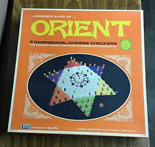 Vintage Lakeside Orient Board Game 1972