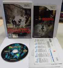 Gioco Game Consolle NINTENDO WII Play PAL ITALIANO DISASTER : DAY OF CRISIS ITA