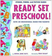 Ready, Set, Preschool!: Stories, Poems and Picture Games with an Educational Gui