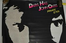 Hall And Oates, Private Eyes Original Poster