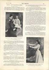 1901 Miss Eva Moore Prof Joachim Oxford Cambridge Musical Club