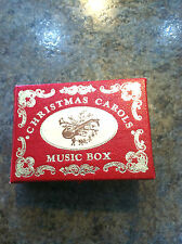 American Girl Doll Samantha Christmas Red Music Box ONLY Pleasant Company