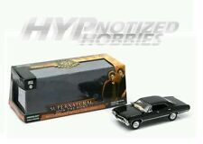 GREENLIGHT 1:43 1967 CHEVROLET IMPALA SUPERNATURAL DIE-CAST BLACK 86441-12