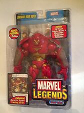 Marvel Legends ToyBiz Hulkbuster Legendary Riders New Sealed