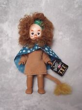 "Lot of 2 McDonald's Madame Alexander Doll 4"" Wizard of Oz ""Cowardly Lion "" 2008"