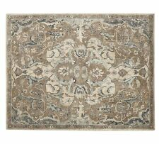 Pottery Barn Nolan 5X8 Persian wool area area rugs