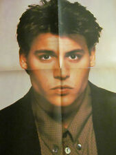 Johnny Depp, 21 Jump Street, Double Four Page Foldout Poster