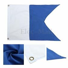72x60cm Large Scuba Dive Boat Flag (Alpha Flag) International Sign w/ Grommets