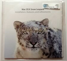 Mac OS X 10.6.3 Snow Leopard - Mac w/Intel Required (MC573Z/A)
