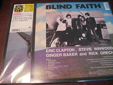 "BLIND FAITH RARE JAPAN 12"" JACKET LIMITED CD + 180 GRAM AUDIOPHILE LP RARE COMBO"