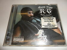 CD  Snoop Dogg - R & G Rhythm & Gangsta