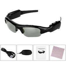 SPY HIDDEN CAMERA HD GLASSES SUNGLASSES EYEWEAR DVR VIDEO RECORDER POPULAR