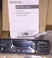 KENWOOD Nx-5800K2 45 WATT UHF RADIO 380 Mhz-470 Mhz NXDN /ANALOG